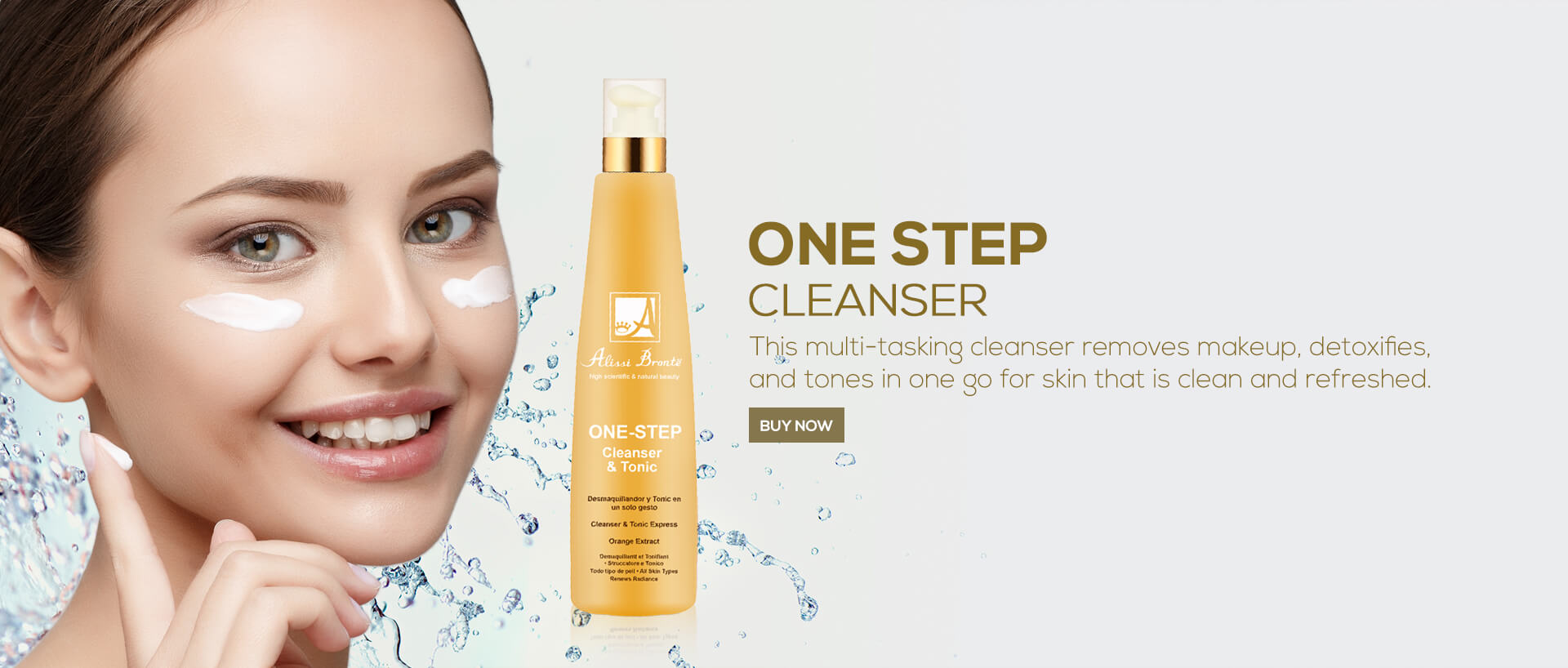 One Step Cleanser