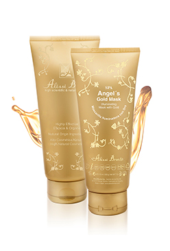 Angel's Gold Mask Illuminating Mask with Gold 200gm