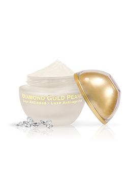 Diamond Gold Pearl Youth Therapy Cream 50ml + Gift Travel Size 20ml