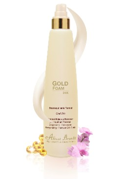 Gold Foam Thermal Make-up Remover 400ml