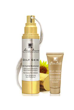Oily Skin Moisturizer Oil Control 50ml + Gift Blistar Travel Size 20ml