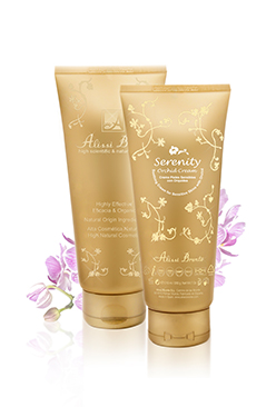 Serenity Orchid Cream Soothing with Orchid 210ml