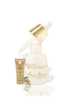 Sublime Serum with Argan Oil 30 ml + Gift Diamond Cell Cream 20 ml