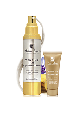 Tensine H2O 50ml Cryo-Tensing Cream + Gift Travel Size 20ml